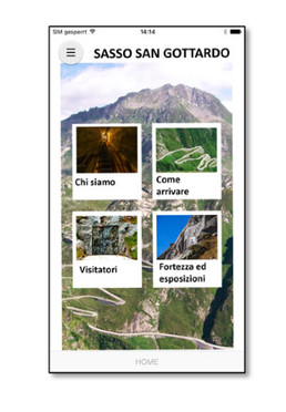 App mit vielen Hintergrundinformationen