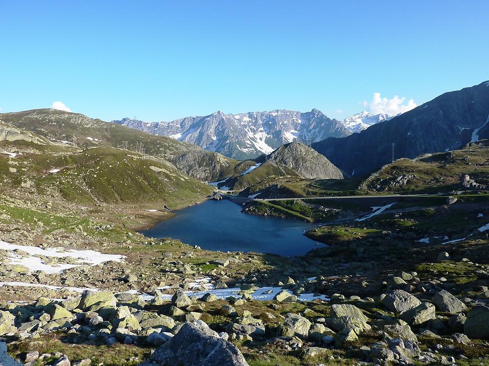 Sasso San Gottardo - Ausflugsziel mitten im Herz der Schweiz