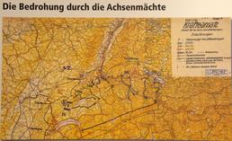 Der kalte Krieg in der Gotthardfestung