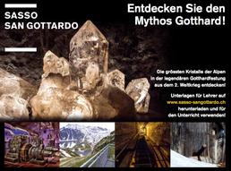 Schulreiseangebot: Sasso San Gottardo