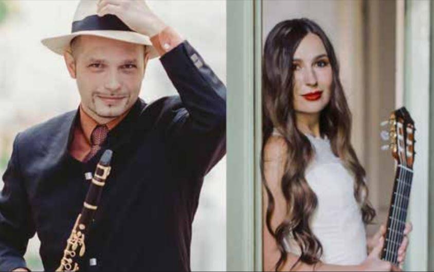 Sasso Konzert Kyrill Rybakov & Yulia Lonskaya
