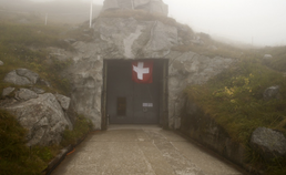 The fascinating second lives of Swiss bunkers