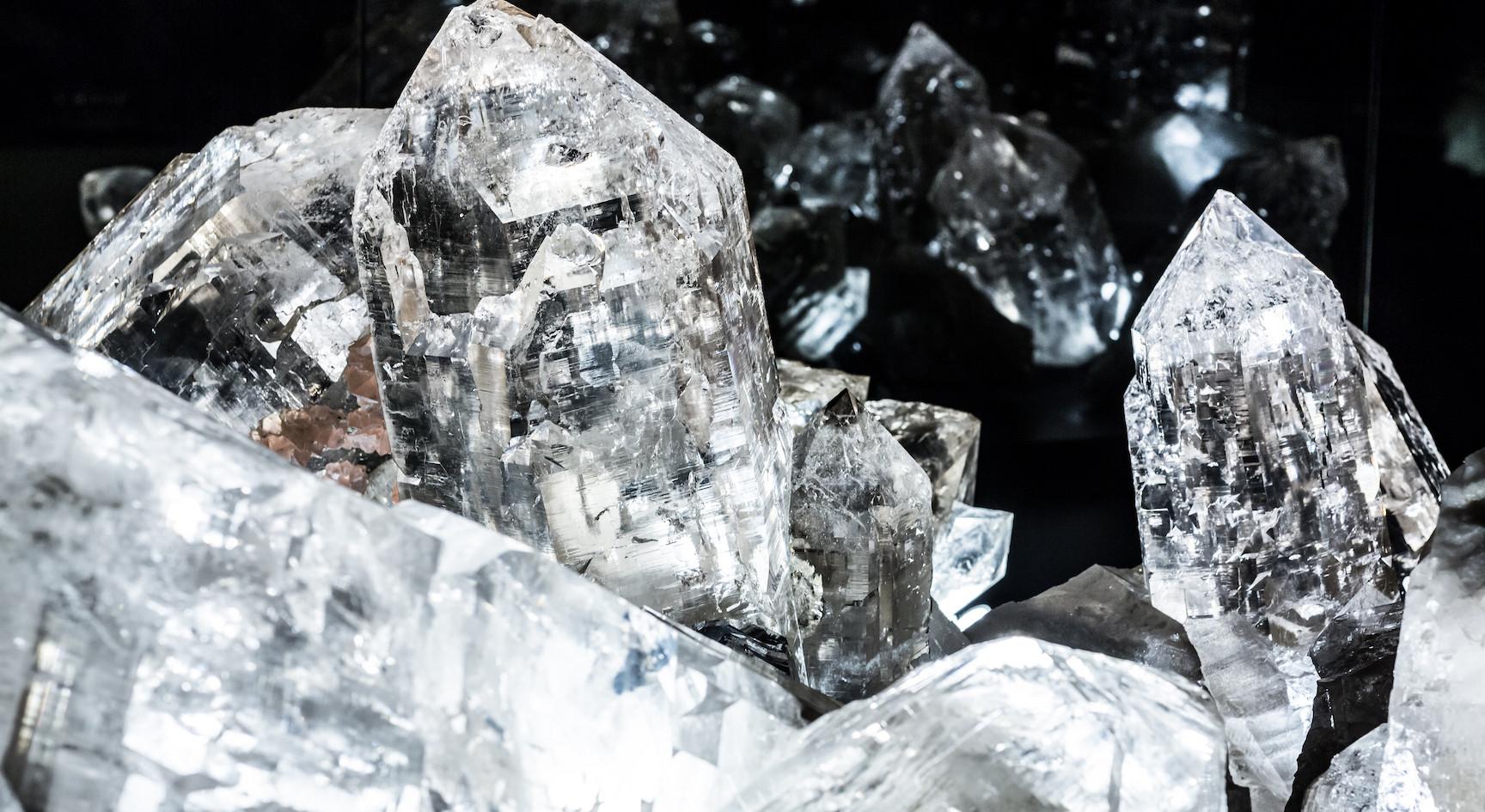I cristalli giganti