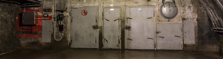 Munitionsmagazin Sasso San Gottardo