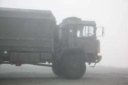 Besuch der Militärmotorfahrer