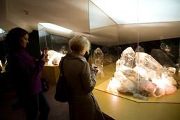 Riesenkristalle funkeln wieder im Gotthardmassiv