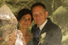 matrimonio nella sala dei cristalli