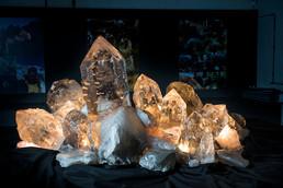 Sasso San Gottardo – Riesenkristalle in der Gotthardfestung