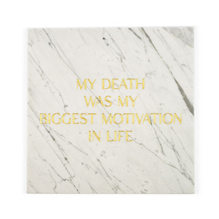 Gravestones gravestones stone marble gold tomb tombstones tombstones tim Bengel headstone my death was my biggest motivation in life