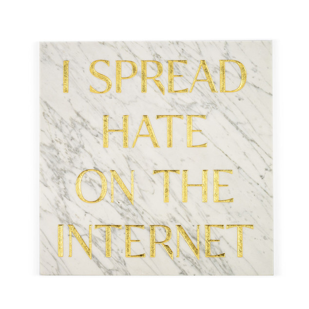 Gravestones gravestones stone marble gold tomb tombstones tombstones tim Bengel headstone i spread hate on the internet