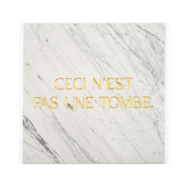 Gravestones gravestones stone marble gold tomb tombstones tombstones tim Bengel headstone ceci n'est pas une tombe
