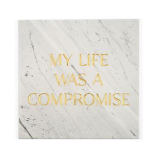 Gravestones gravestones stone marble gold tomb tombstones tombstones tim Bengel headstone my life was a compromise