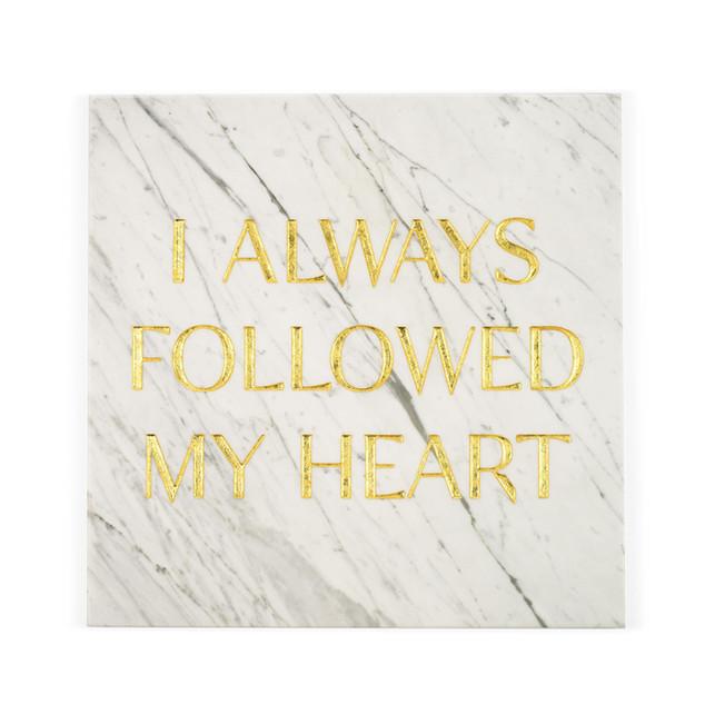 Gravestones gravestones stone marble gold tomb tombstones tombstones tim Bengel headstone i always followed my heart