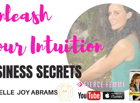 Unleash Your Intuition: Business Secrets