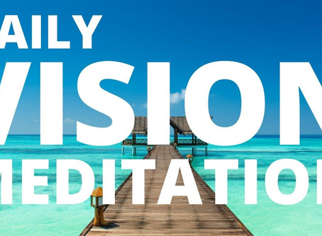 DAILY VISION MEDITATION -SNEAK PREVIEW