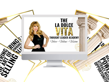 What you need in order to create visibility and attract high end clients