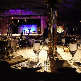 Event Design, Lighting, AV and Decor