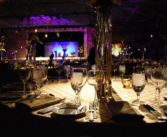 Event Design, Lighting, AV and Decor