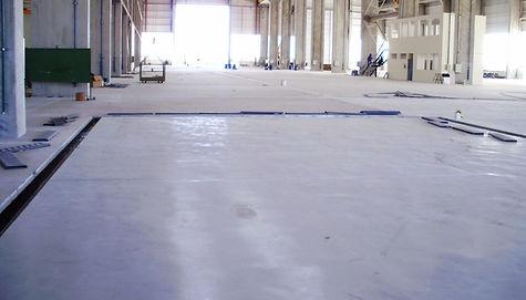 Revestimento Industrial - Sistema Pintura Epóxi