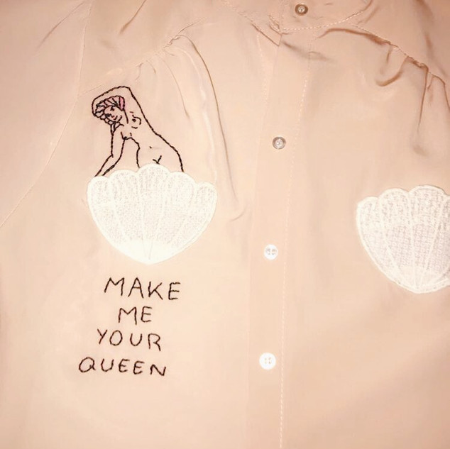 MAKE ME YOUR QUEEN