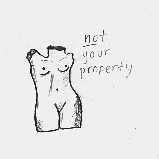 Not Your Property