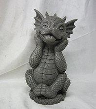 Garden Dragon -1