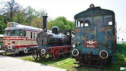 Музей транспорта, Русе, Болгария, экскурсия