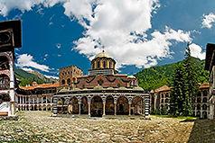Индивидуальные экскурсии по Болгарии Рильский монастырь