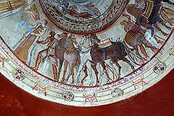 Индивидуальные экскурсии по Болгарии Фреска Фракийской гробницы