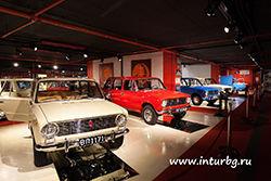 музе ретро, Варна, Болгария, автомобиль, жигули, машина