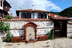 Этнографический комплекс Златоград, Родопы