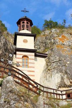 Ивановские скальные монастыри, Русе, Болгария, экскурсии