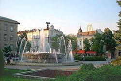 Город Русе, маленькая Вена, Болгария