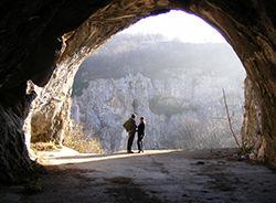 Пещера, Орлиная вершина, Русе, Болгария, экскурсия