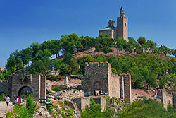 Индивидуальные экскурсии по Болгарии Крепость Царевец