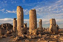 Побиты камни, каменный лес, Варна, Болгария