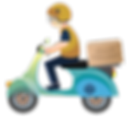 —Pngtree—a_motorcycle_delivery_man_3