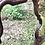 Thumbnail: Espejo talla en madera de castaño .