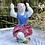 Thumbnail: Bailarina de porcelana de O Castro.