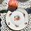 Thumbnail: Juego  de merienda .  Porcelana Bidasoa.