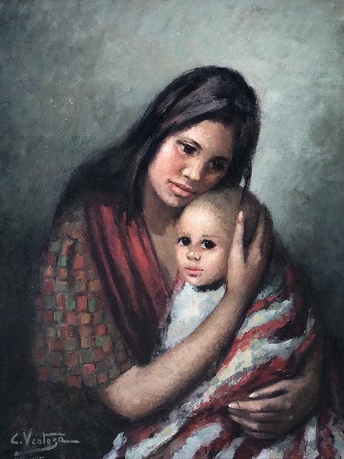 Maternidad de Carmen Ventosa