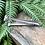 Thumbnail: Cubitera de cristal tallado y plata.