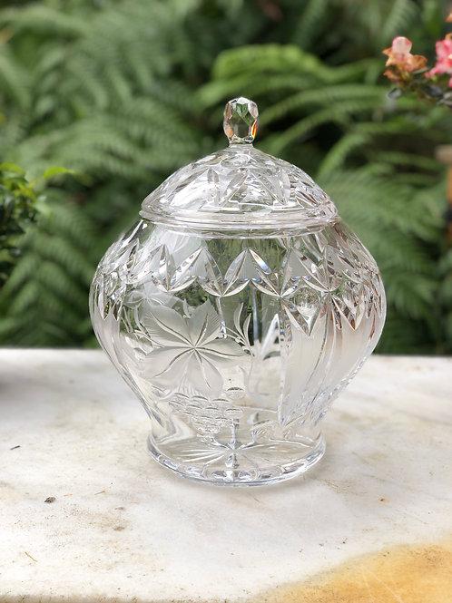 Ponchera Cristal de Bohemia