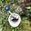Thumbnail: Molinillo de café de porcelana .