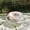 Thumbnail: Juego de té porcelana Bidasoa. Años 50.