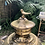 Thumbnail: Antiguo Samovar de latón y bronce .