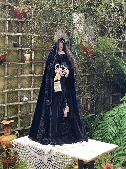 Talla Virgen Dolorosa, finales S.XIX