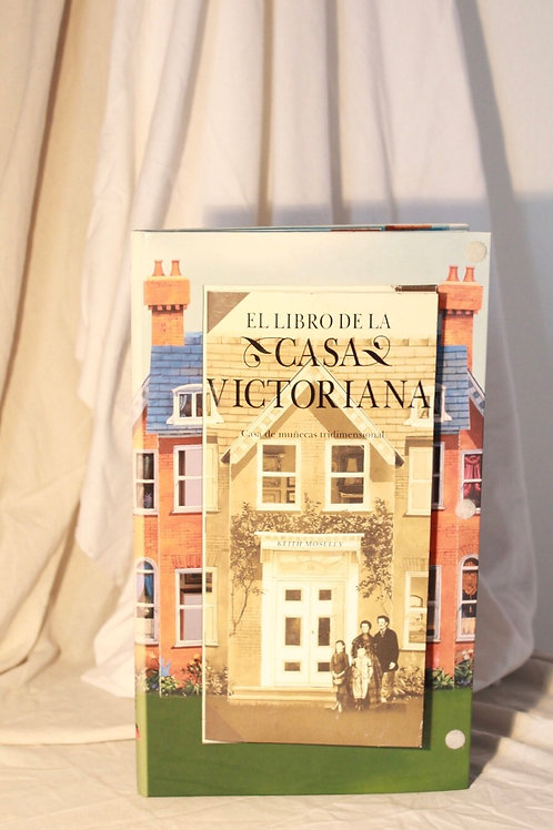 El libro de la casa Victoriana.