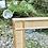 Thumbnail: Espejo de bambú y ratán.