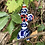 Thumbnail: Verraco con cruz de Sargadelos .